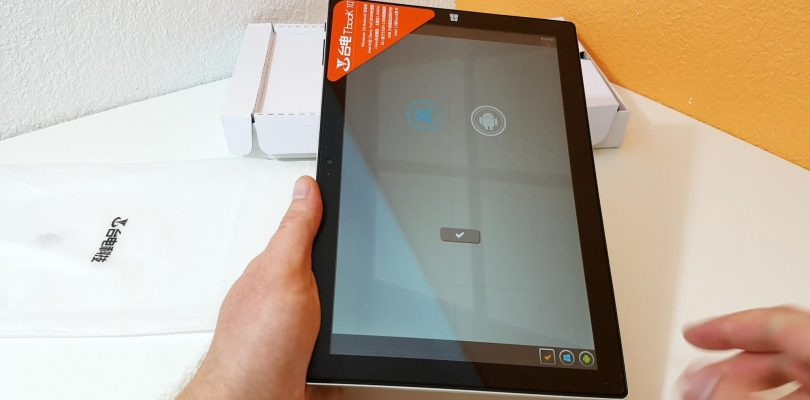 Teclast Tbook 10 Hands On And First Impressions