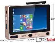 Gole Gole1 5-Inch Dual Boot Mini PC With HDD Dock