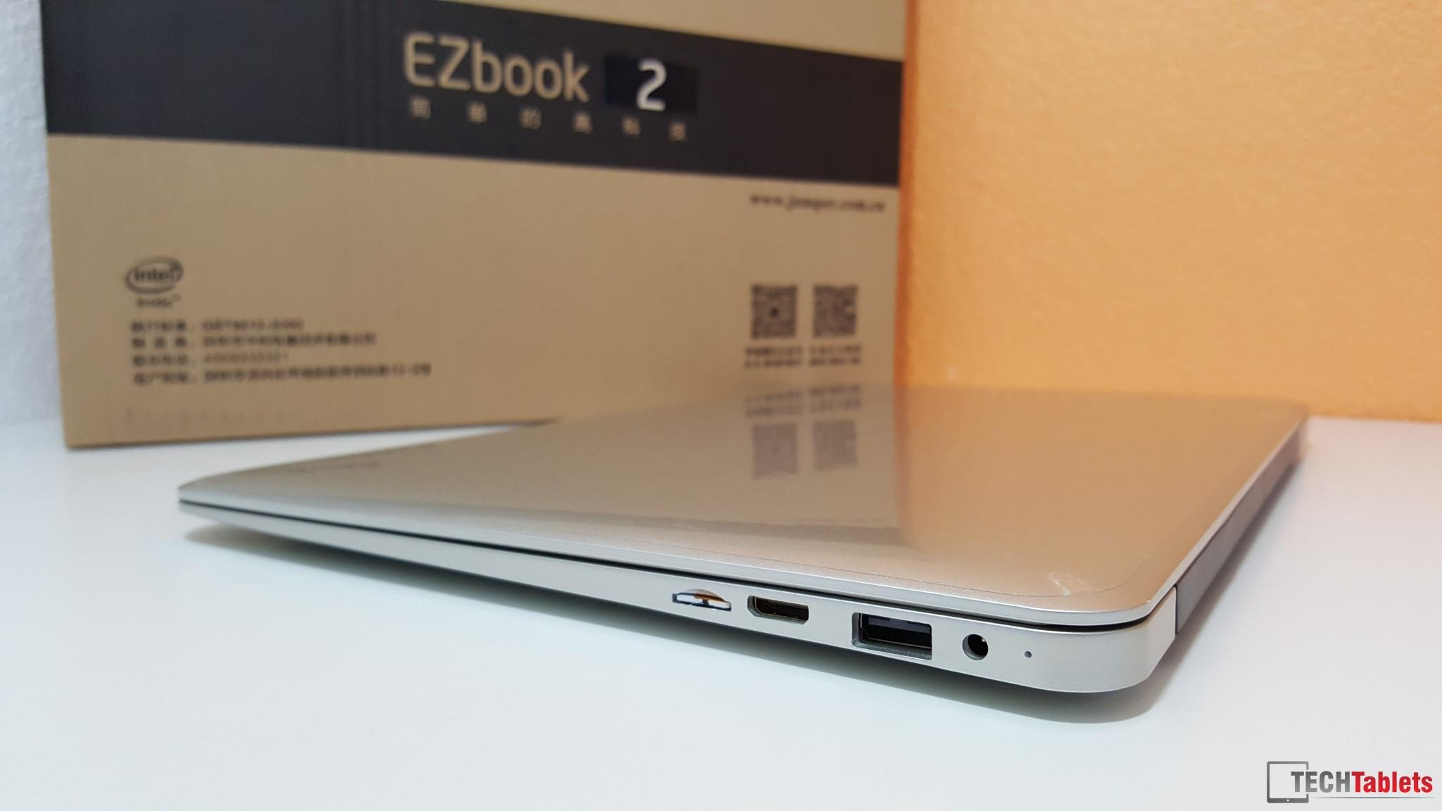Jumper EZBook 2 Review - Not A Bad Spec For $189