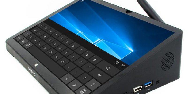 Now Shipping. Pipo X10 3:2 Ratio Hybrid Mini PC
