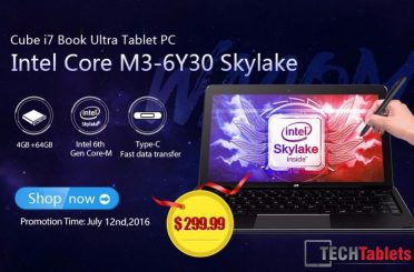 Big Cube i7 Book Core M3 Sale $299 – Now Live! Today Only
