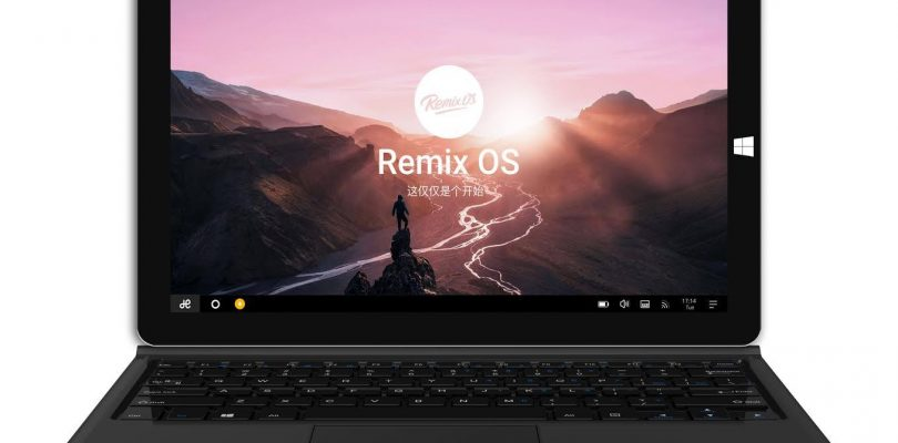 Now Shipping: Chuwi Vi10 Plus Remix OS Only Version