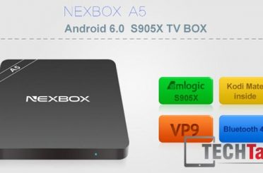 Netbox A5 An Android 6.0 4k Media Player