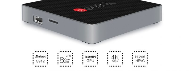 Beelink GT1 TV Box Octa Core Amlogic S912