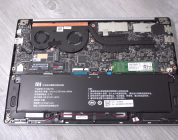 Xiaomi Mi Notebook Air 13.3 Internals SSD Slots And Spare M.2 2242 Slot