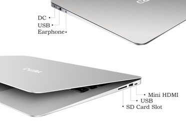 Yepo 737S 13.3″ A $200 128GB Notebook