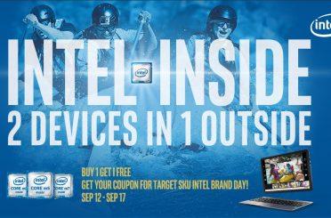 Deals: Intel 2-in-1 Sale, Buy One Get a Free Keyboard