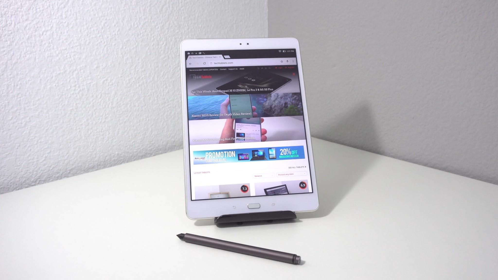 Asus Zenpad 3s 10 Techtablets