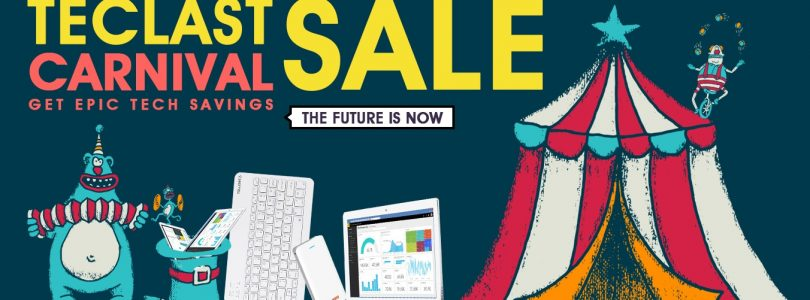 Teclast Sale On At GearBest