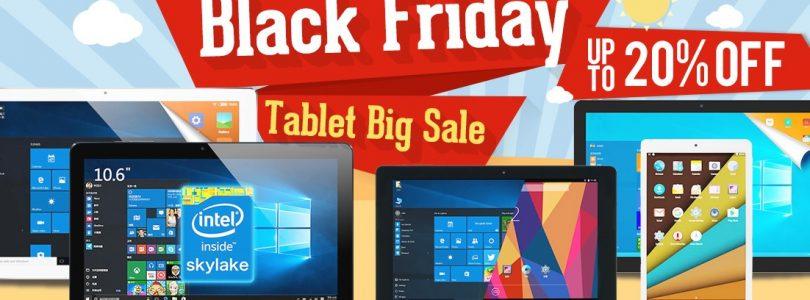 Banggood Black Friday Tablet Sale – Cube i7 Book $269