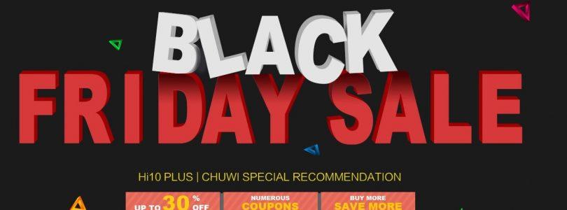 Deals: Big Black Friday Chuwi Sale On Aliexpress