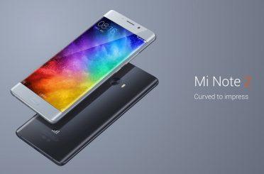 Win A Xiaomi Mi Note 2! (International Giveaway)