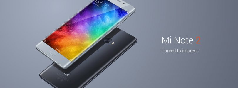 Win A Xiaomi Mi Note 2! (International Giveaway)