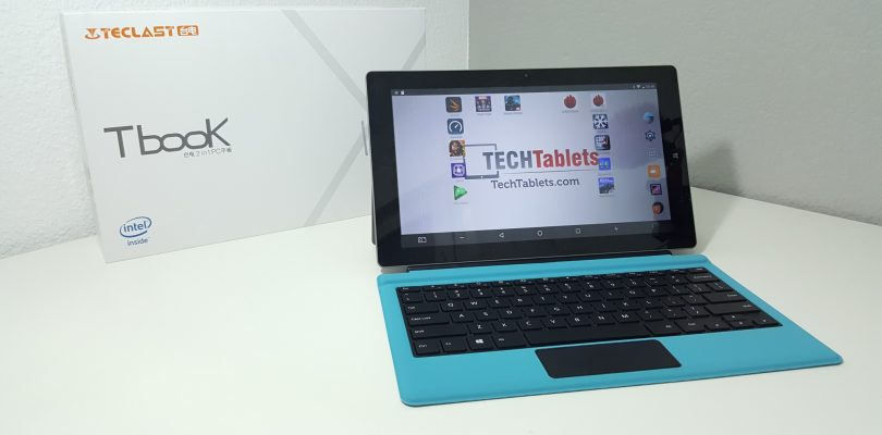 Teclast Tbook 16 Power Review Online.