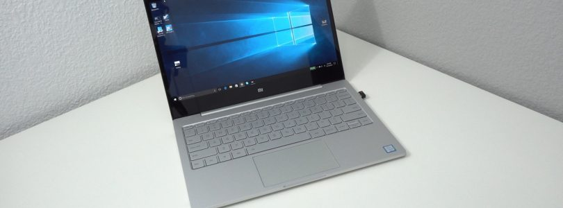 Deals: Xiaomi Mi Notebook for Only $479