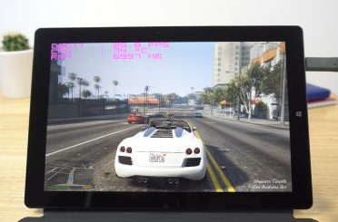 Teclast X5 Pro Intel Core M3-7Y30 Gaming