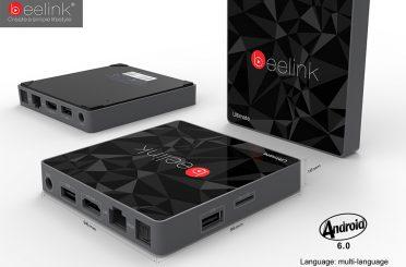 Beelink GT1 Ultimate – Amilogic S912 3GB RAM Mini PC