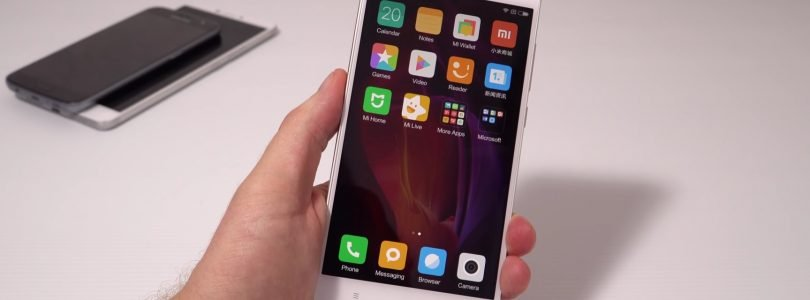 Xiaomi Redmi Note 4X Unboxing And Hands-On