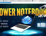 Deals – Apollo Lake Sale: Lapbook 14.1 $229 & EZBook 3 $209