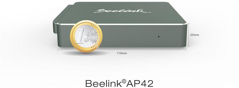 BeeLink AP42 Windows 10 PC (Pentium N4200)