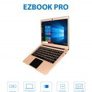 Jumper EZBook 3 Pro – 13.3″ Metal 6GB Celeron N3450 Notebook