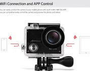 Deals: Meknic A12 4K 30fps Action Camera