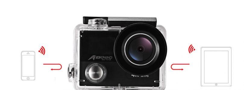 Deals: Meknic A12 4K 30fps Action Camera