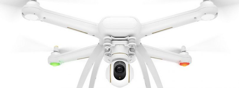 Deals: Xiaomi Mi Drone 4k $452 Including Tax