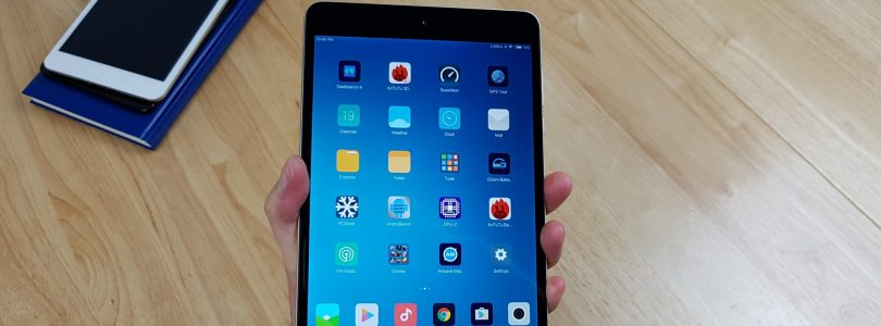 Deals: Mi Pad 3 for $259.99 – 50 Units Only