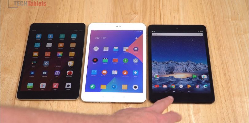 Xiaomi Mi Pad 3 Unboxing And First Impressions