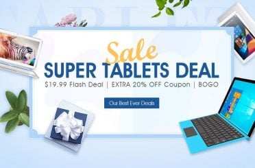 Deals: Gearbest Flash Sale Tablets For $19.99