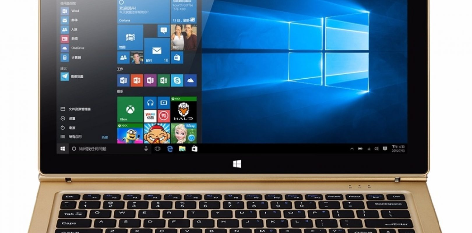 Onda Obook 11 Pro - $299 Core M3-7Y30 Windows 10 Tablet - TechTablets