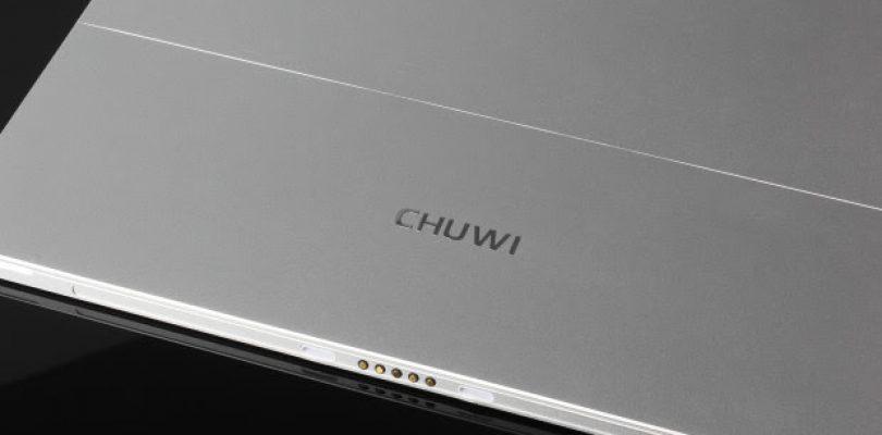 Chuwi SurBook IndieGoGo Updates.