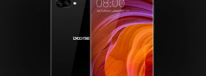 Doogee Mix – Xiaomi Mi Mix Clone For $189