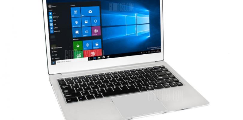 Jumper EZBook 3 Plus – Core M3-7Y30, 8GB, 128GB 14.1-Inch Laptop