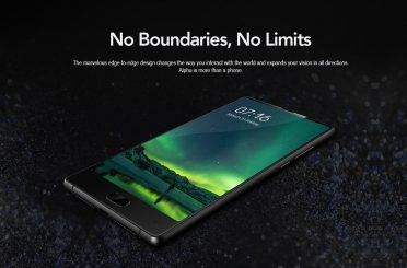 Maze Alpha – Another Bezel-less Mobile