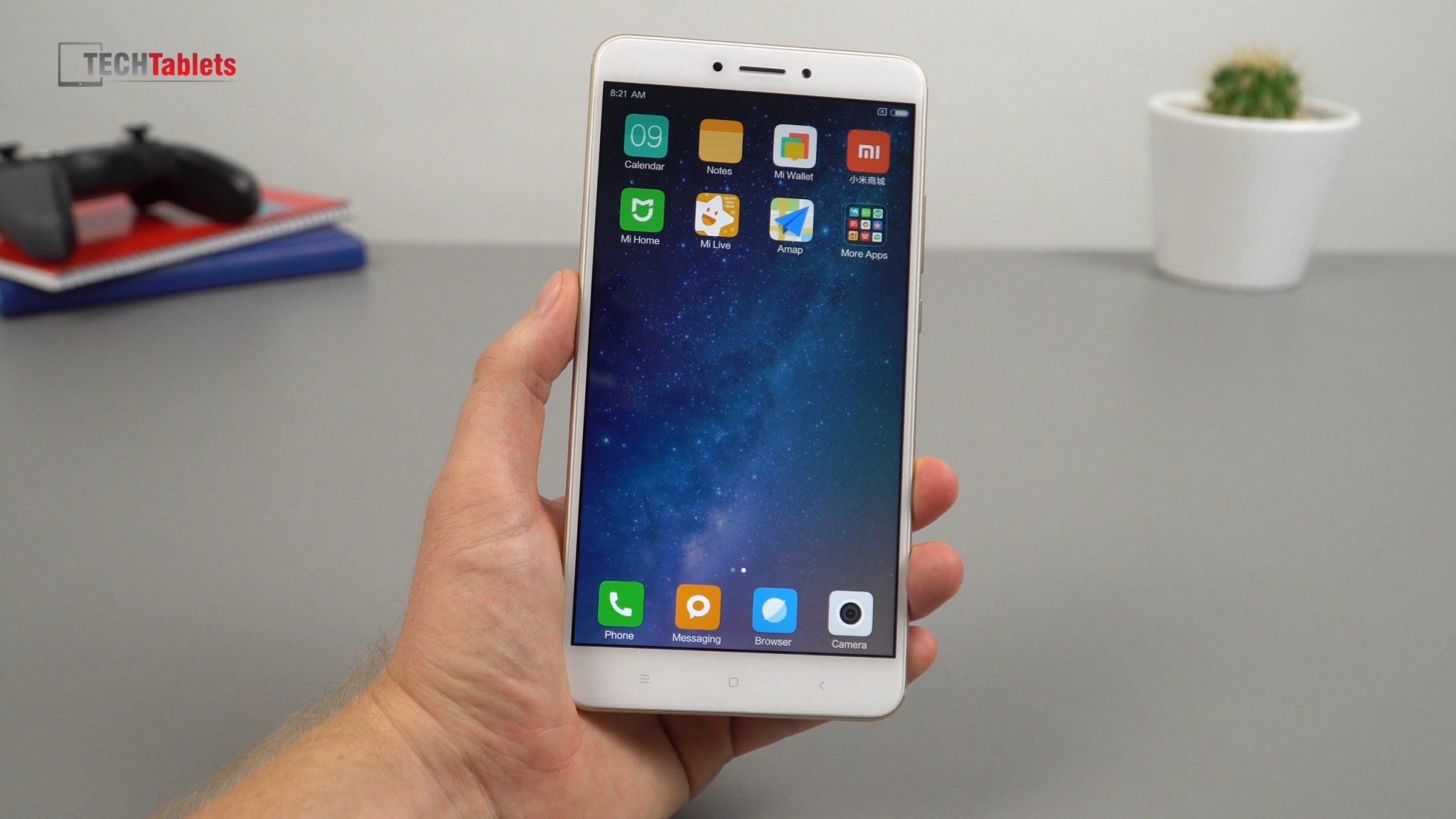 Xiaomi Mi Max 2 Techtablets
