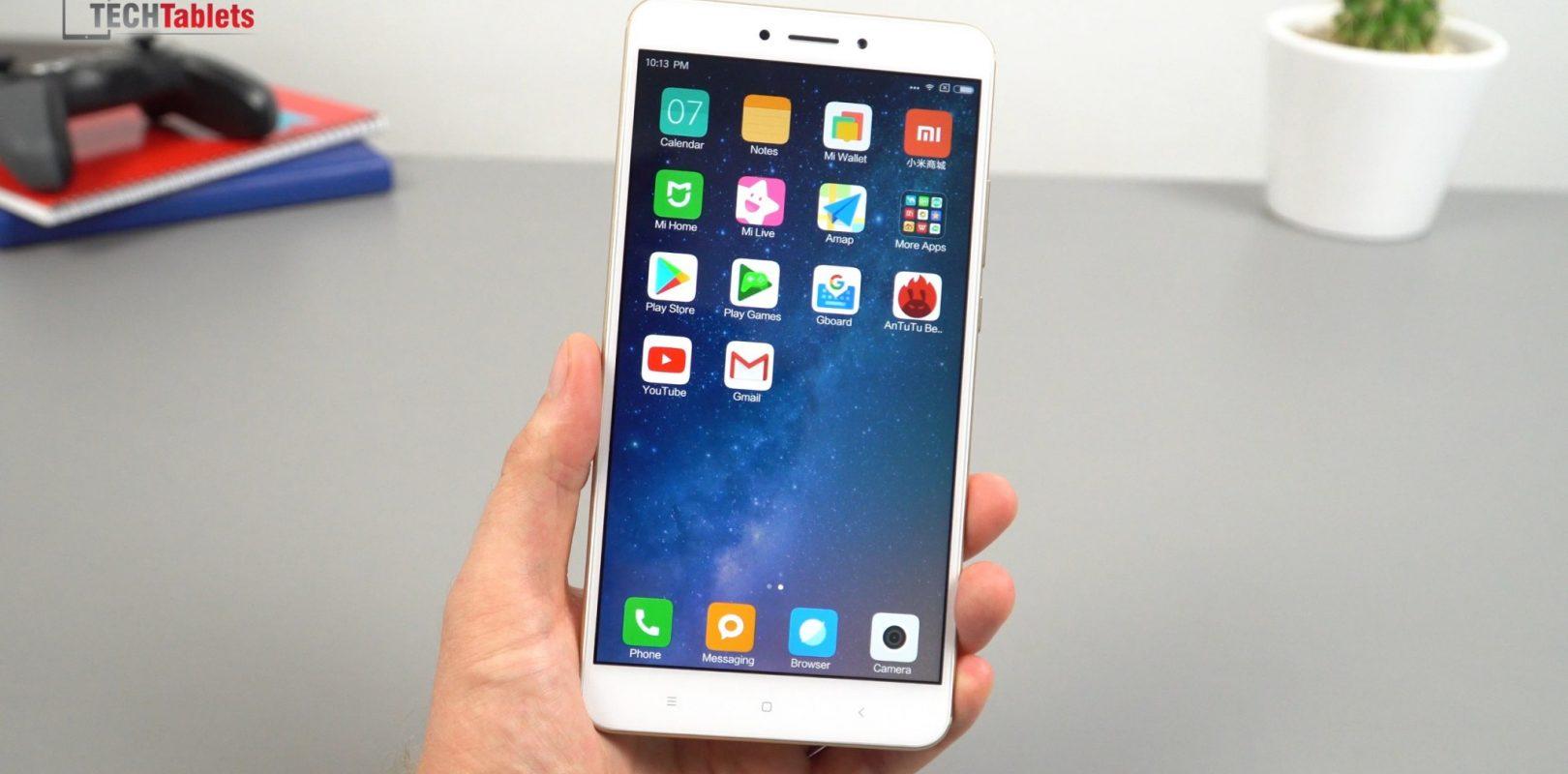Xiaomi Mi Max 2 Hands On Review Bigger Gets Better