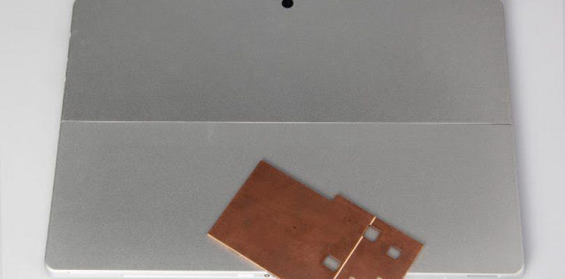 Chuwi SurBook Update – Shipping Date Slips & Copper Heatsink Added