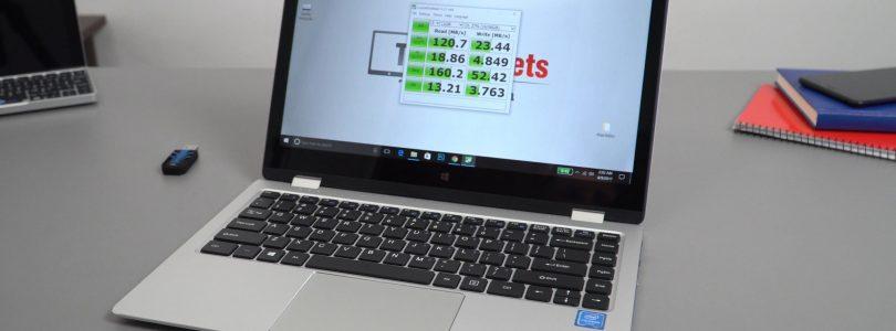 Cube iWork5X First Impressions – A Premium N3450 Laptop