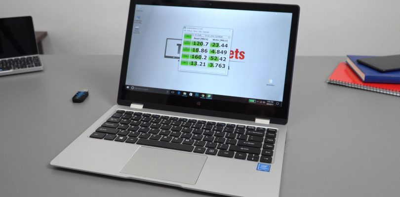 Cube iWork5X First Impressions – A Premium N3450 Laptop