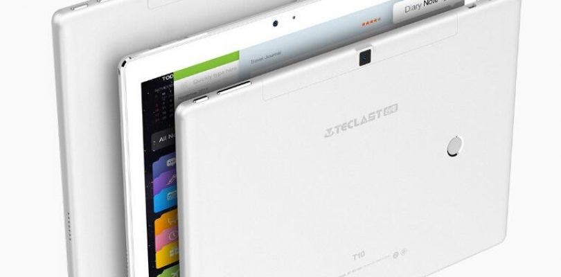 Teclast T10 Now Up Sale For $199