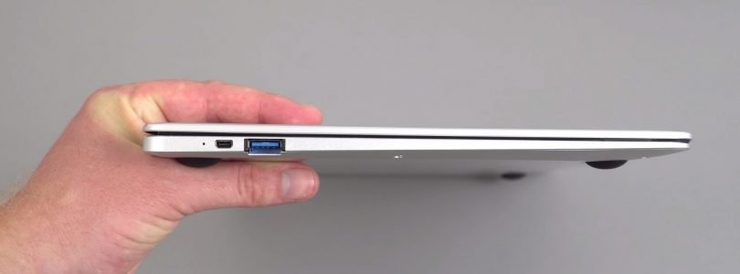 Jumper EZBook 3 Plus Hands-On, The Core M3-7Y30 EZBook 3
