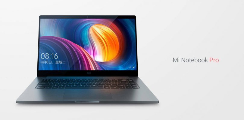 Xiaomi Mi Notebook Pro i5 8250U Now Up For Preorder