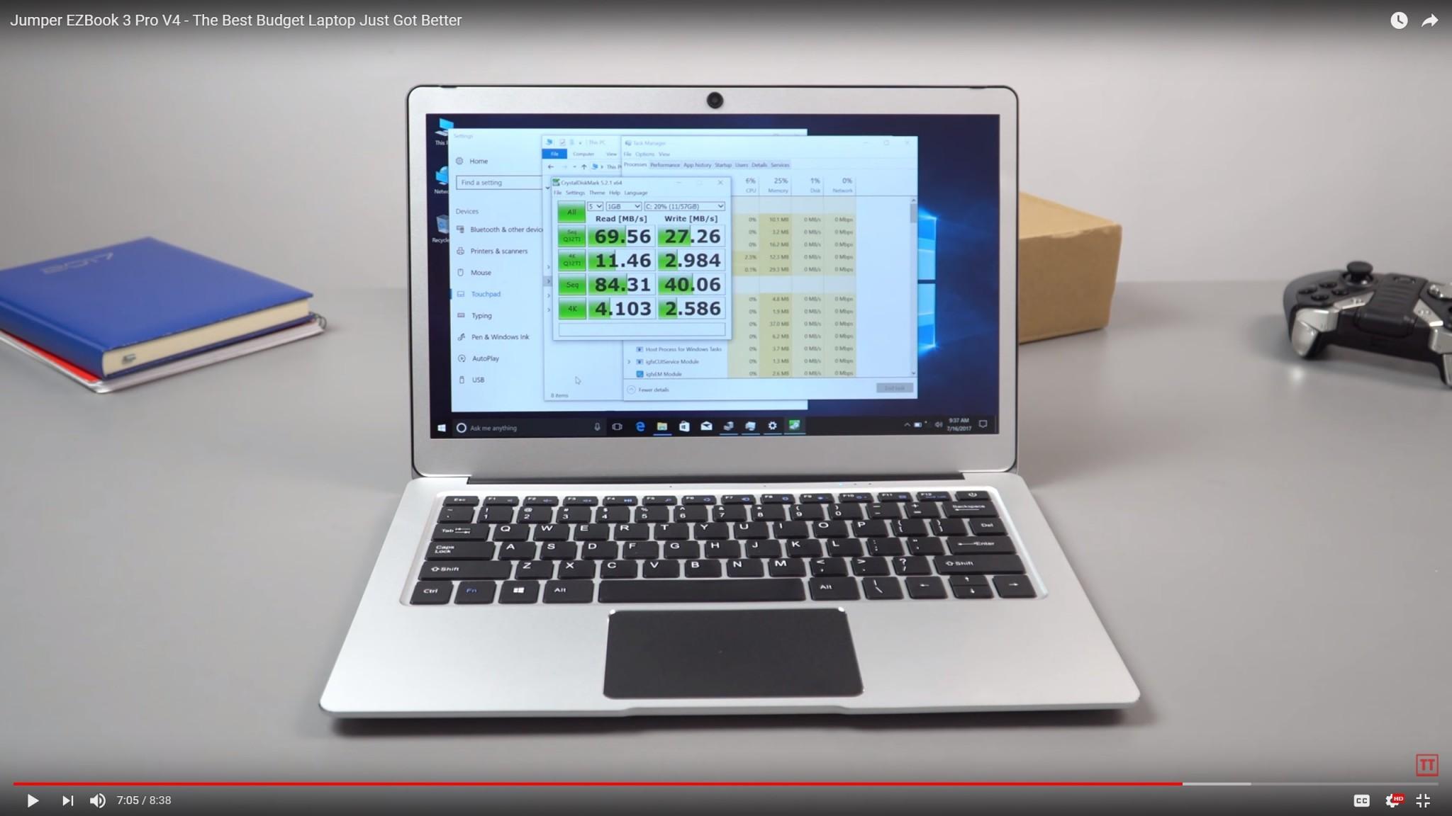 Top 3 Fan Less Budget Laptops Of 2017 Intel Apollo Lake