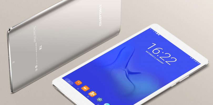 Teclast Master T8 – 8.4″ Version Of The Master T10