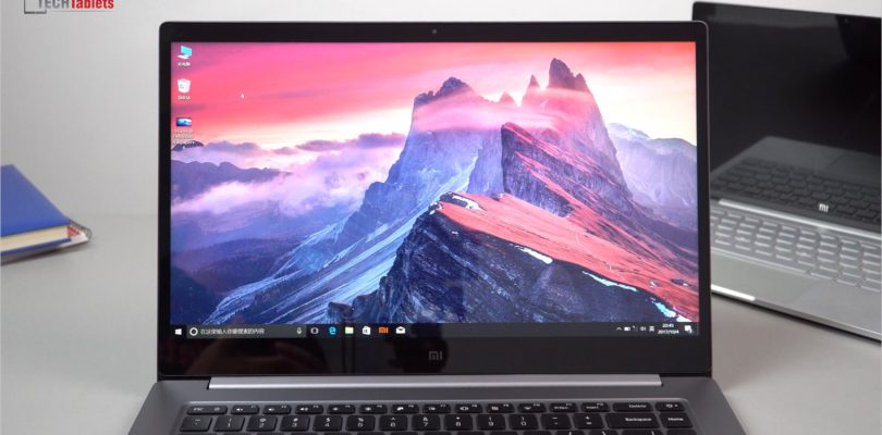 Deal Alert: Xiaomi Mi Notebook Pro For Just $799 (Updated)