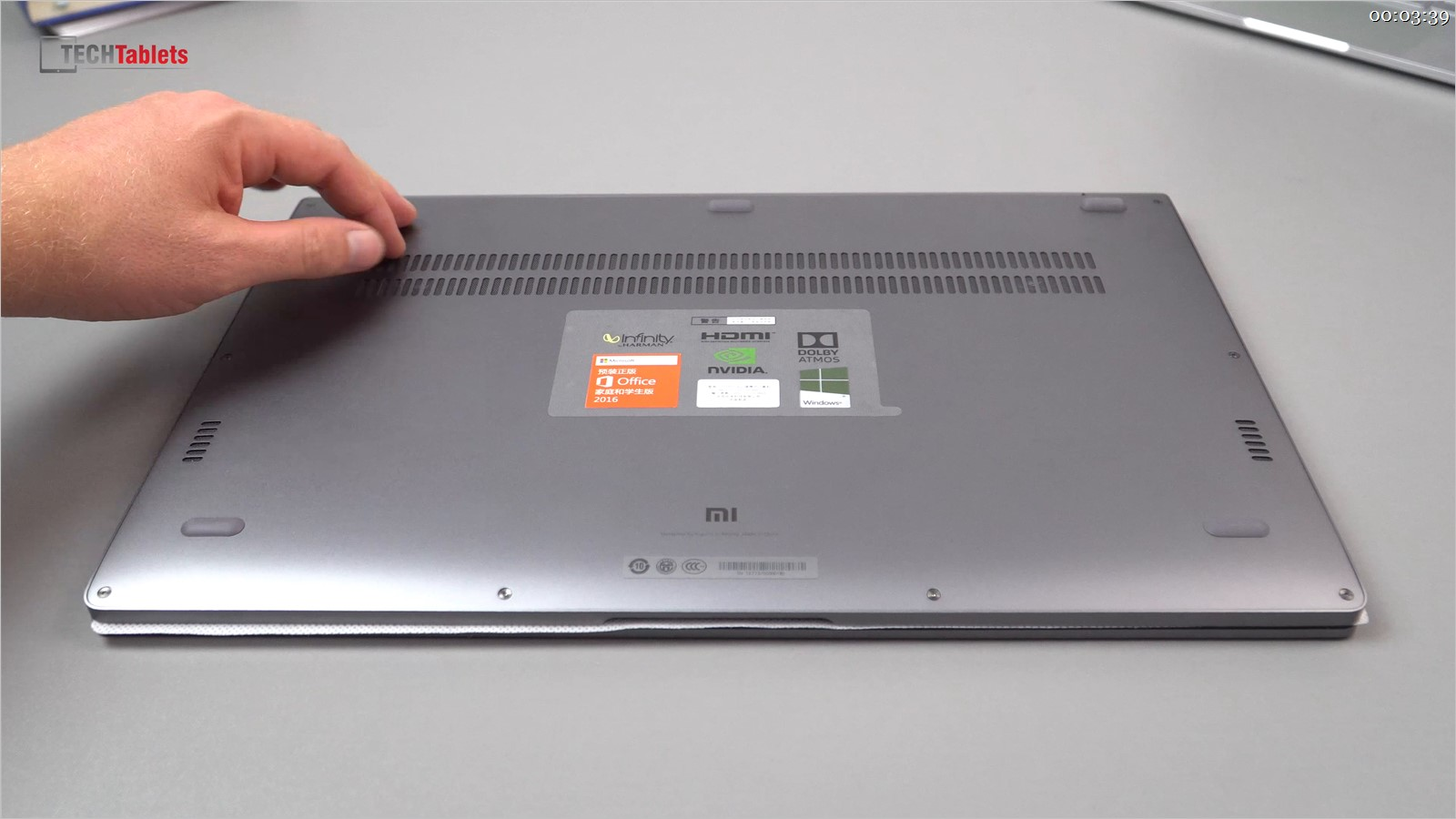 Xiaomi Mi Notebook Pro Unboxing Amp First Impressions