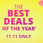 11.11 Sales, Coupons & Where to Shop For Deals 2018
