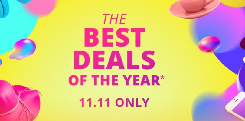 11.11 The Biggest Sale Of The Year. The Best Offers Here